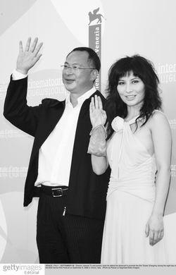 杜琪峰出席首映式《放逐》亮相威尼斯反响不一