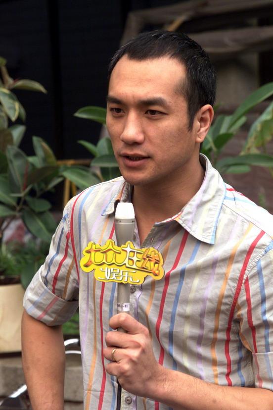 黄觉享受拍儿童电影主演《海洋朋友》感谢导演