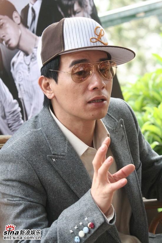 《卧虎》主创专访陈小春:情节和朋友吸引了我
