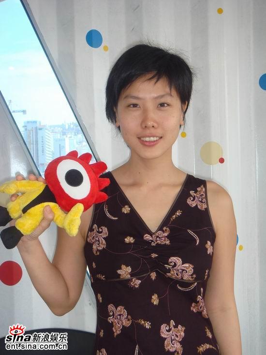 独家专访陈翠梅漂亮女导演一人独获两项大奖