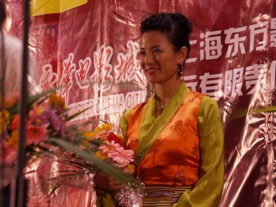 《喜玛拉雅王子》上海首映道具高价拍出(图)
