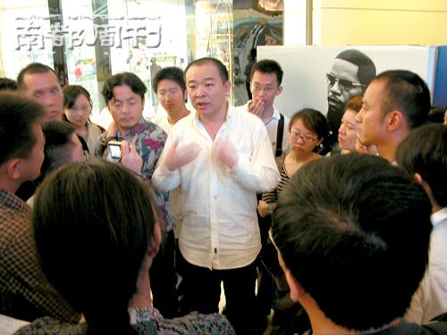《马背上的法庭》导演刘杰:成了司法系统红人