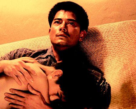 《父子》杨采妮林熙蕾PK床戏内地版被删激情戏