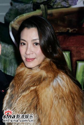新片《黄石的孩子》热拍杨紫琼周润发从未碰面