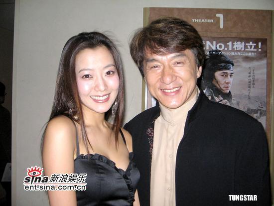 《神话》07年初登陆北美院线成龙功不可没(图)