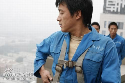 佟大为谈《苹果》:想做一名真正的电影演员(图)