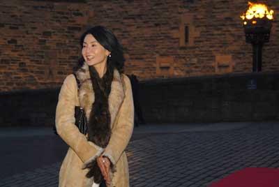 爱丁堡举办中国电影节张曼玉开设大师讲座(图)