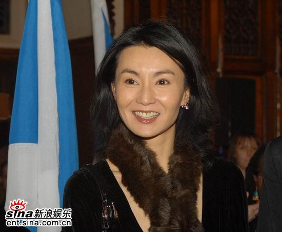 中国电影节登录苏格兰张曼玉谢飞英伦开讲座