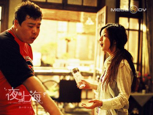 继《姨妈》后赵薇07年力作《夜。上海》4月上映