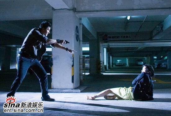 《铁三角》年内上映古仔无缘与林熙蕾亲热(图)