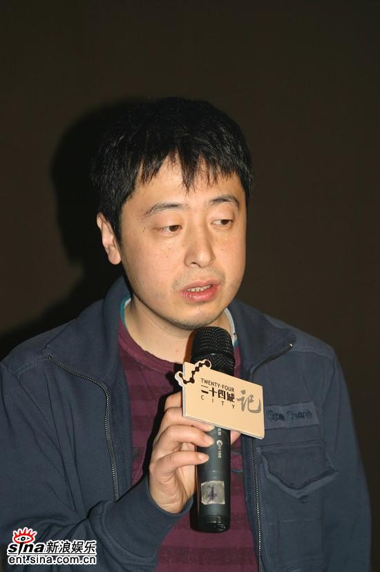 贾樟柯《二十四城记》选厂花看好周迅赵薇(图)