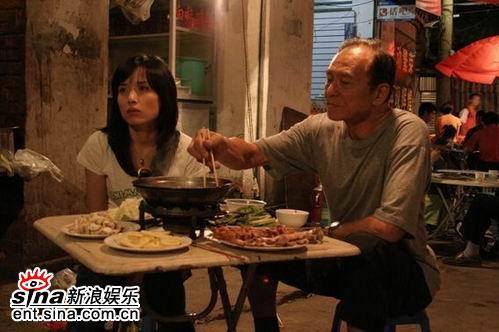 李佳电影《公园》高校巡演与王学兵二度飙戏