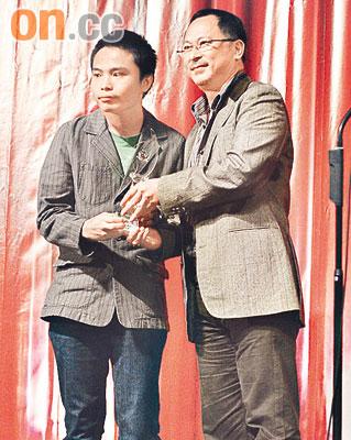 杜琪峰劝年轻导演要大胆最喜欢 柔道龙虎榜