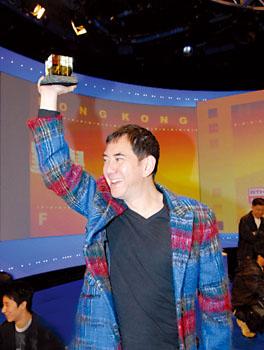 香港特区十周年电影选举黄秋生张曼玉获封帝后