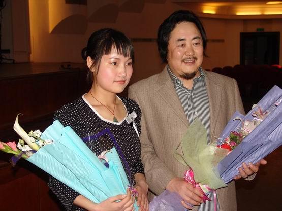 郑克洪《我的教师生涯》大学生电影节首映(图)