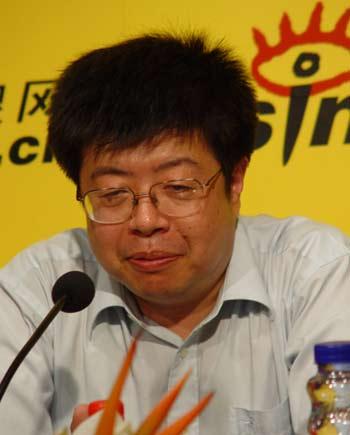 北京大学中文系教授评论家张颐武个人简介(图)