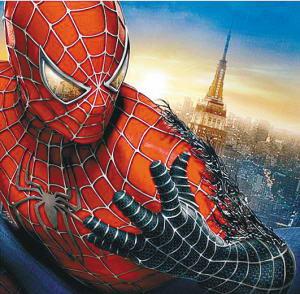《蜘蛛侠3》5月2日将在国内各大城市上映(附图)