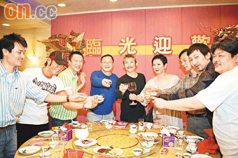 《铁三角》参展戛纳暑期内地香港同步上映(图)