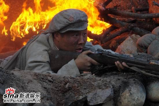 出演主流电影《革命到底》影帝吴军戏瘾大发作