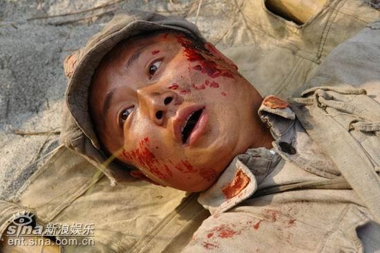 百花影帝吴吴军《革命到底》后不再演战士(图)