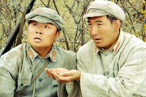 《革命到底》吴军饰红军战士与导演拼鸡贼(图)