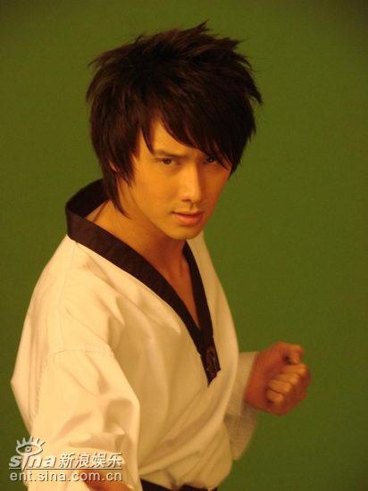 《逆转流星》力邀巫迪文加盟首度挑战跆拳道