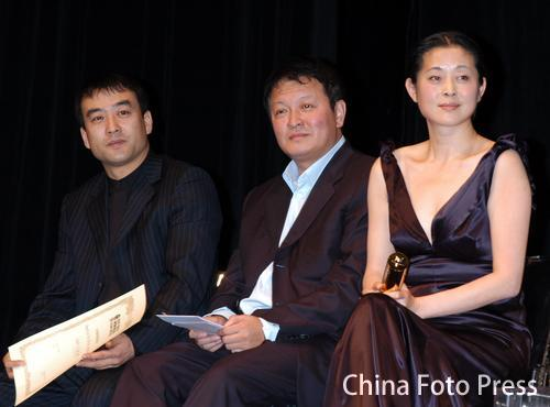 杨亚洲 倪萍 东京-投资人南广成、杨亚洲导演、主演倪萍
