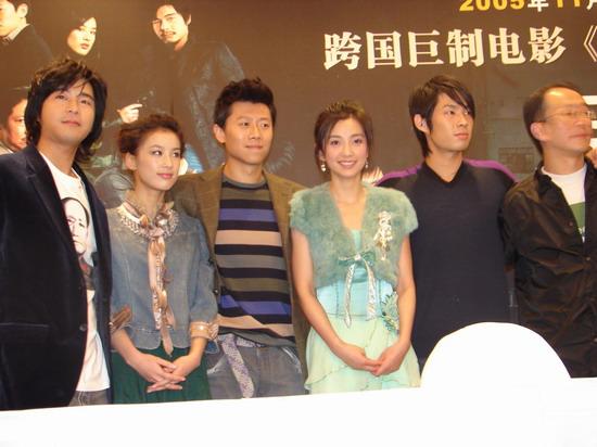 组图:《猛龙》首映星光熠熠黄圣依冰冰秀活力