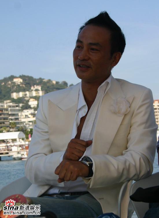 组图:《以和为贵》暴力升级杜琪峰揭密争议戏