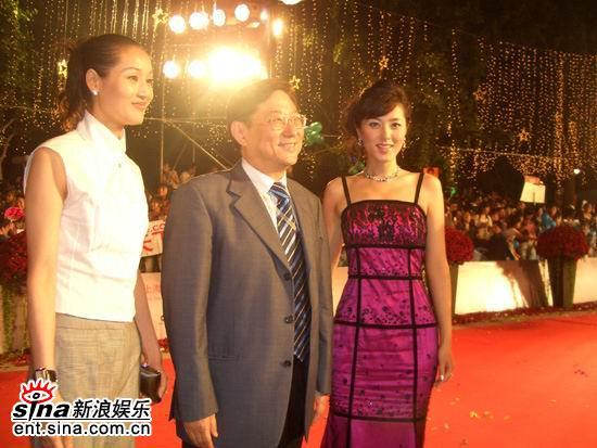 曾黎上海惹争议美女走红毯像蜘蛛侠?(组图)