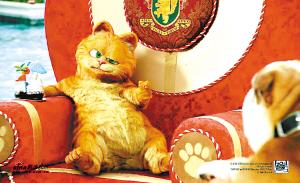 《加菲猫》《来电惊魂》11日同映引领影院大战