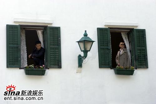 组图:杜琪峰《放逐》参赛威尼斯剧照正式曝光
