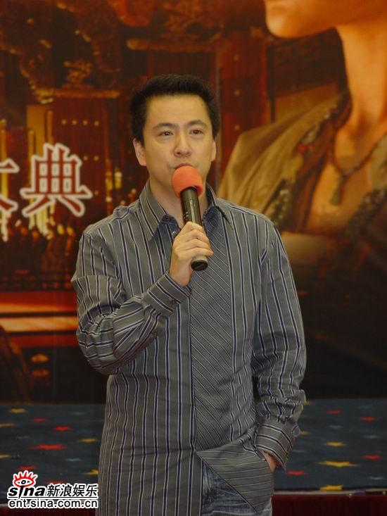 组图:《夜宴》杭州点映院线对票房很有信心