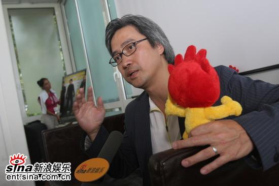 专访《宝贝计划》主创导演陈木胜谈新片(组图)