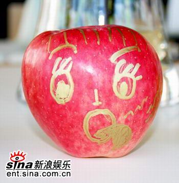 魔鬼:苹果《组图》开机梁家辉画图片苹果表情恶搞电影黄子韬牛角包图片