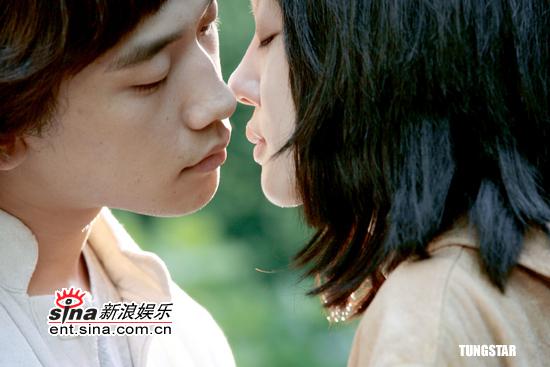 组图:31届香港电影节开幕电影《再造人之恋》