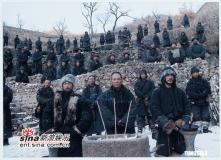 组图:史诗战争片《刺马》正式更名《投名状》