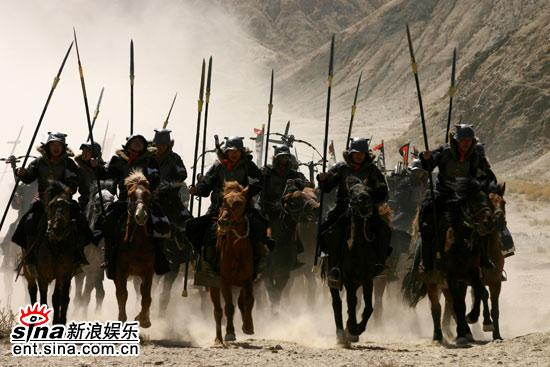组图:《三国志》戛纳宣传刘德华版海报曝光