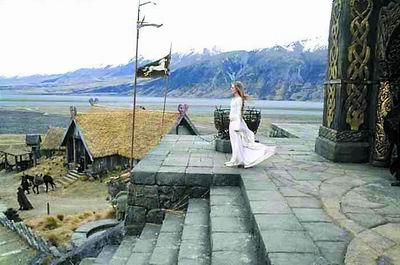 风景 大新/《魔戒三部曲》呈现了新西兰壮丽风景