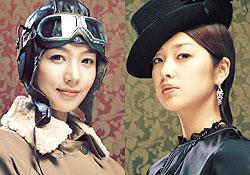 张真英柳敏拍摄韩国首位女飞行员生平电影(图)