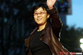 组图:17届东京电影节开幕中国电影集体出击