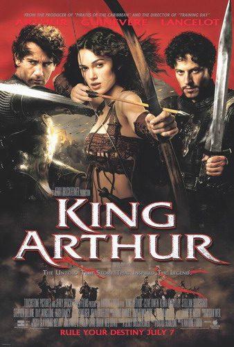 《亚瑟王》上映三周走势平稳市场表现出人意料