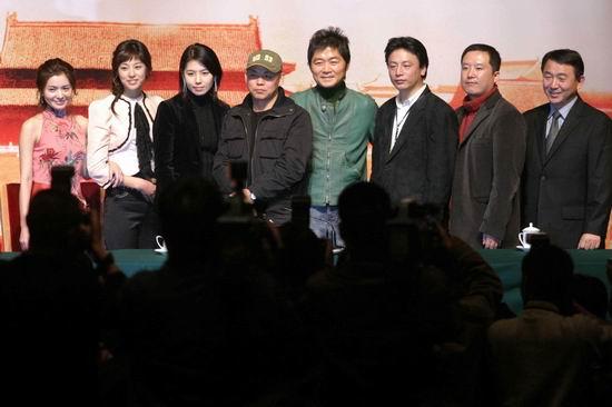 独家视频:2004北京韩国电影展隆重开幕(多组)