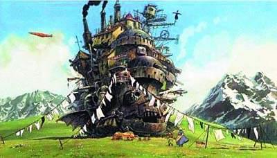 宫崎骏神话再现《城堡》创日本电影票房新纪录