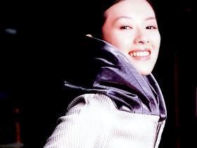 章子怡在美拍戏又累又开心想定居好莱坞(图)