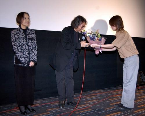 组图:大林宣彦新作《理由》日本举办首映式