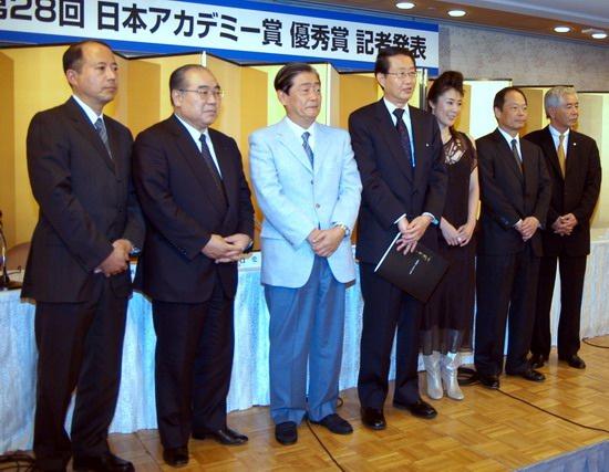 2005年日本电影奥斯卡奖公布入围名单(组图)