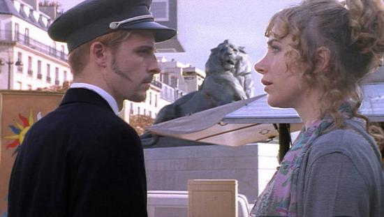 法国电影回顾展参展影片:《飞逝的狮子》