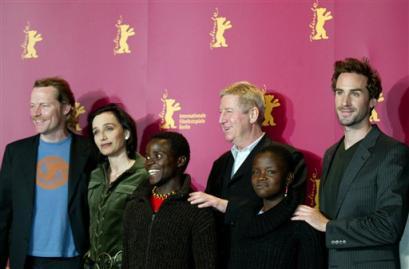 图文:第55届柏林电影节开幕-《从人到人》主创