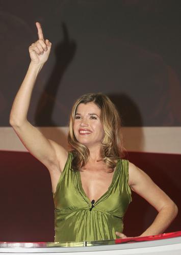 组图:电影节主席考斯里科等亮相颁奖现场